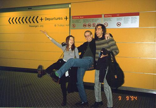 airport forUS tour